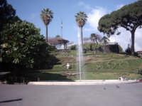 ingresso della villa Bellini  - Catania (2535 clic)