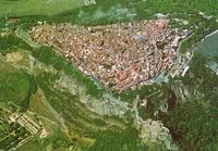 Veduta aerea di Erice (2471 clic)