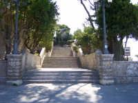 Entrata Villa Bàlio da Viale Conte Pepoli  - Erice (2956 clic)