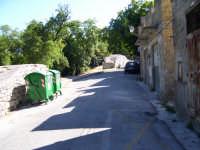 Mura Ciclopiche (Via Rabatà), direzione Porta Carmine.  - Erice (7343 clic)
