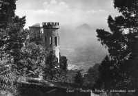 Torrettta Pepoli,con sfondo il Monte Còfano.  - Erice (6678 clic)