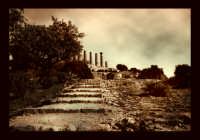 Veduta del Tempio di Giunone   - Agrigento (4699 clic)