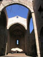 La chiesa dello Spasimo  PALERMO Valenti Salvo