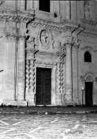 Il portale della Chiesa Madre di San Giovanni Evangelista.  - Sortino (3776 clic)