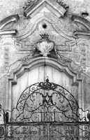 Portale della chiesa di S. Maria di Loreto. Portale della chiesa di S. Maria di Loreto.  - Petralia soprana (5711 clic)