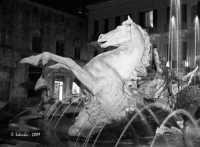 Fontana di Diana, Piazza Archimede, Ortigia.  - Siracusa (2716 clic)