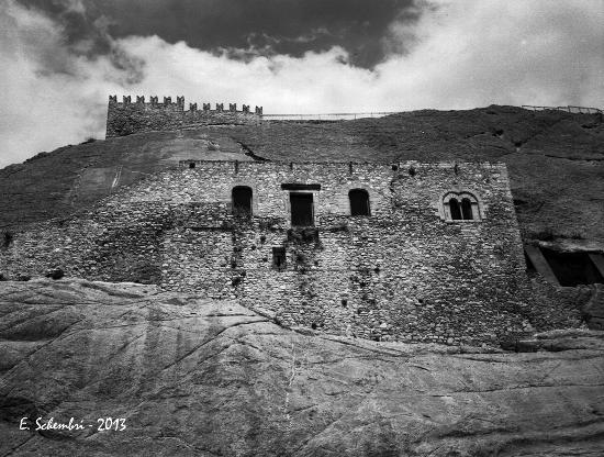 Il castello angioino. - SPERLINGA - inserita il 27-Jan-14