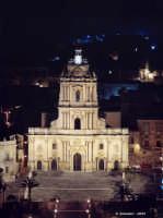 San Giorgio San Giorgio in notturna  - Modica (2946 clic)