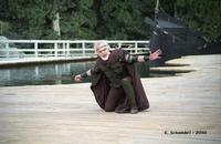Teatro Greco di Siracusa - Antonio Zanoletti interpreta Ulisse, nell'Aiace di Sofocle - Ciclo di rappresentazioni classiche 2010.  - Siracusa (3402 clic)