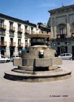 La fontana di Piazza Garibaldi.  - Nicosia (5551 clic)