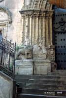 Dettaglio del portale gotico della cattedrale di S. Nicola.  - Nicosia (5506 clic)