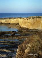 La costa siracusana presso Punta della Mola. (2214 clic)