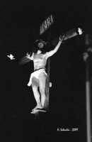 Via Crucis vivente - 8 aprile 2009.  - Melilli (4529 clic)