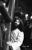 Via Crucis vivente - 8 aprile 2009.  - Melilli (4144 clic)