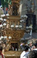 Festa di S. Agata 1990   - Catania (1818 clic)
