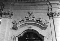 Chiesa S. Salvatore, particolare.  - Melilli (1663 clic)