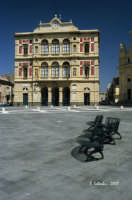 Il Palazzo di Città.  - Grammichele (6720 clic)