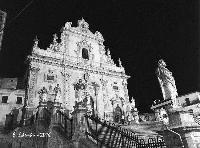 La chiesa di San Pietro.   - Modica (796 clic)