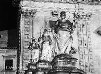 La chiesa di San Pietro.   - Modica (795 clic)
