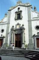 La Chiesa Madre di S. Maria Annunziata. La Chiesa Madre di S. Maria Annunziata.  - Forza d'agrò (11334 clic)