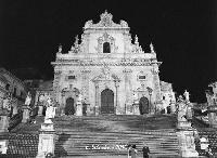 La chiesa di San Pietro.   - Modica (803 clic)