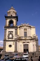 Chiesa di S. Antonio Abate.  - Castiglione di sicilia (4321 clic)