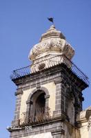 Chiesa di S. Antonio Abate, il campanile.  - Castiglione di sicilia (3890 clic)