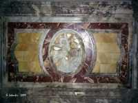 La Chiesa Madre, particolare di un altare interno. La Chiesa Madre, particolare di un altare interno.  - Forza d'agrò (10566 clic)