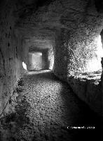 Castello Eurialo. Galleria interna al terzo fossato.  - Siracusa (4420 clic)