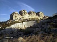 Castello Eurialo. Le torri del mastio.  - Siracusa (4545 clic)