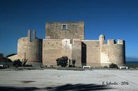 Il castello   - Brucoli (1356 clic)