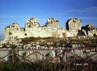 Castello Eurialo. Le torri del mastio.  - Siracusa (4813 clic)