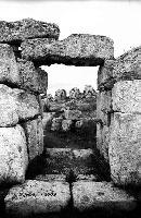 Castello Eurialo. La porta di accesso al mastio.  - Siracusa (4801 clic)