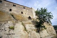 Castello di Lauria.  - Castiglione di sicilia (3915 clic)