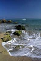 La spiaggia in corrispondenza del sito archeologico. La spiaggia in corrispondenza del sito archeologico.  - Eloro (7192 clic)