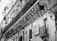 Palazzo Caruso   - Palazzolo acreide (2884 clic)