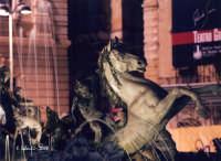 Piazza Archimede, particolare della fontana di Diana.  - Siracusa (4166 clic)