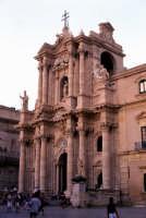 La Cattedrale al tramonto.  - Siracusa (1217 clic)