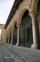 Il loggiato della Cattedrale.  - Nicosia (5445 clic)