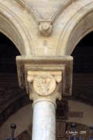 Capitello del loggiato della Cattedrale.  - Nicosia (5037 clic)