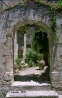 Bellissimo cortile in una casa privata. Bellissimo cortile in una casa privata.  - Petralia soprana (3284 clic)