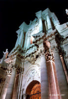 La Cattedrale  - Siracusa (1291 clic)
