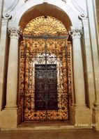 La Cattedrale - Il portale.  - Siracusa (1242 clic)