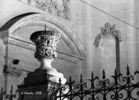 Particolare di S. Maria Maggiore. ISPICA Emanuele Schembri