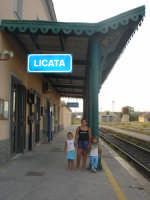 STAZIONE DI LICATA  - Licata (5559 clic)