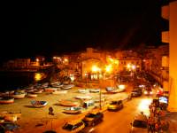 ASPRA di notte   - Aspra (5430 clic)