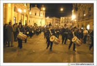 Caltanissetta: Settimana Santa. Giovedì Santo. L abanda municipale di Caltanissetta.  - Caltanissetta (3412 clic)