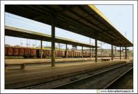 Caltanissetta. Stazione di Xirbi, Binari. CALTANISSETTA Walter Lo Cascio