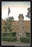 Enna: Monumento ai caduti in Guerra.  - Enna (3594 clic)
