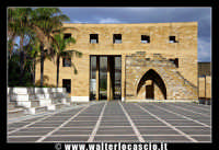 Gibellina: Piazza dei fasci dei lavoratori di Gibellina.  - Gibellina (1484 clic)
